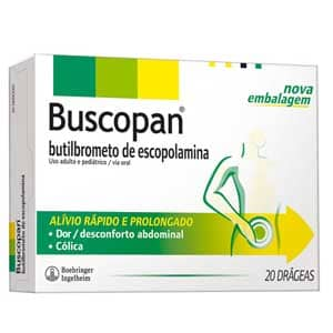 Buscopan-10mg
