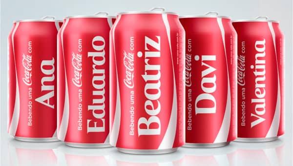 Coca nomes