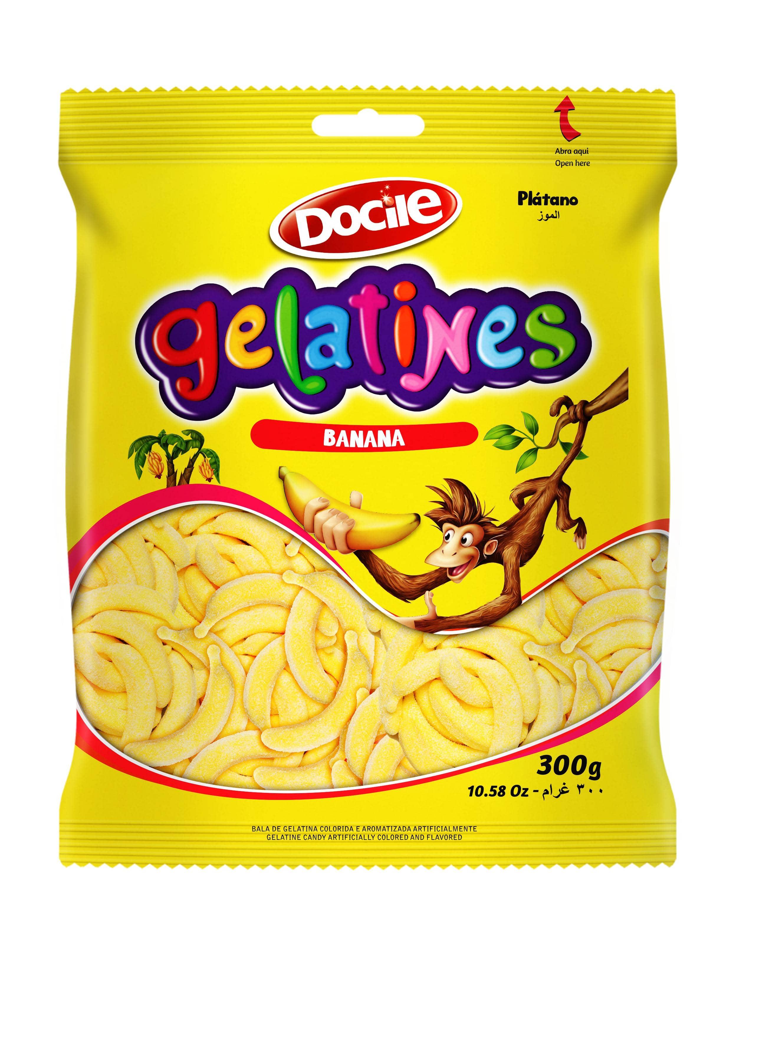 DocileGelatines_Banana_300g