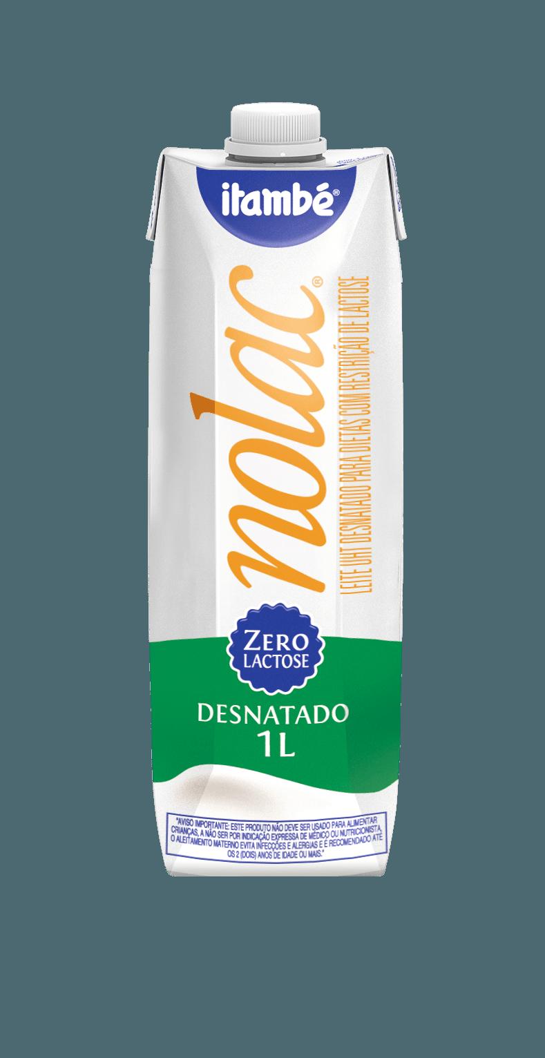 Leite Nolac UHT (Desnatado) 1 L