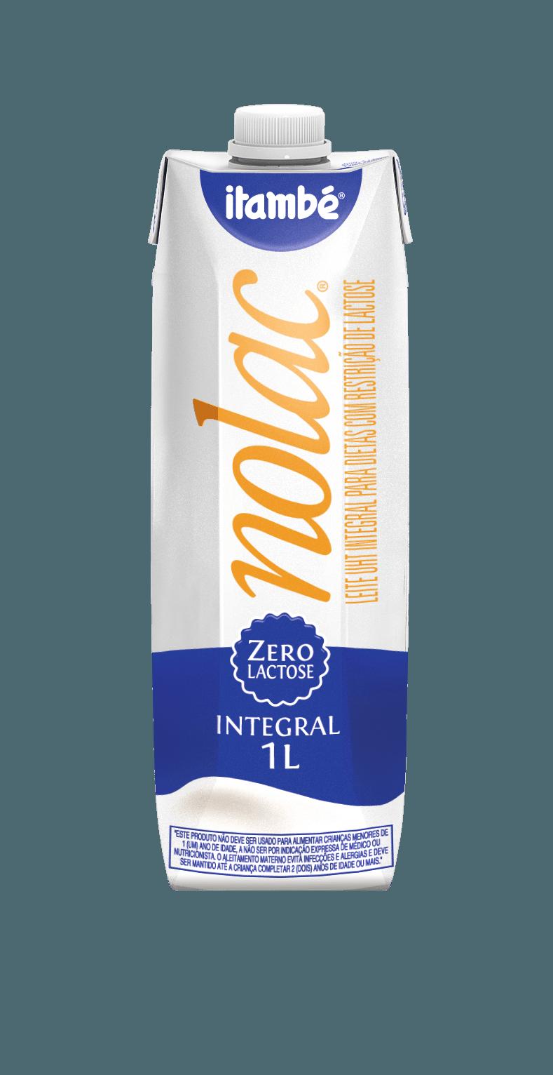 Leite Nolac UHT (Integral) 1 L