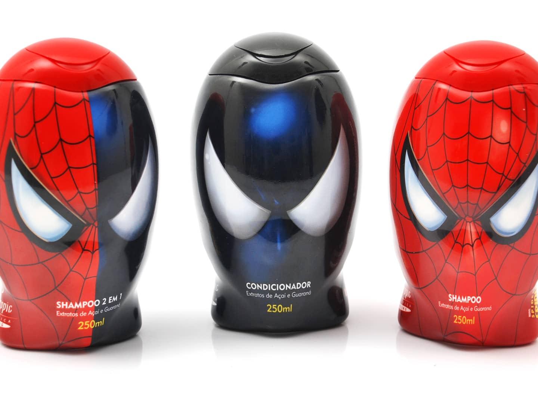 Linha-Homem-Aranha