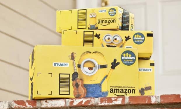 Minions-Amazon