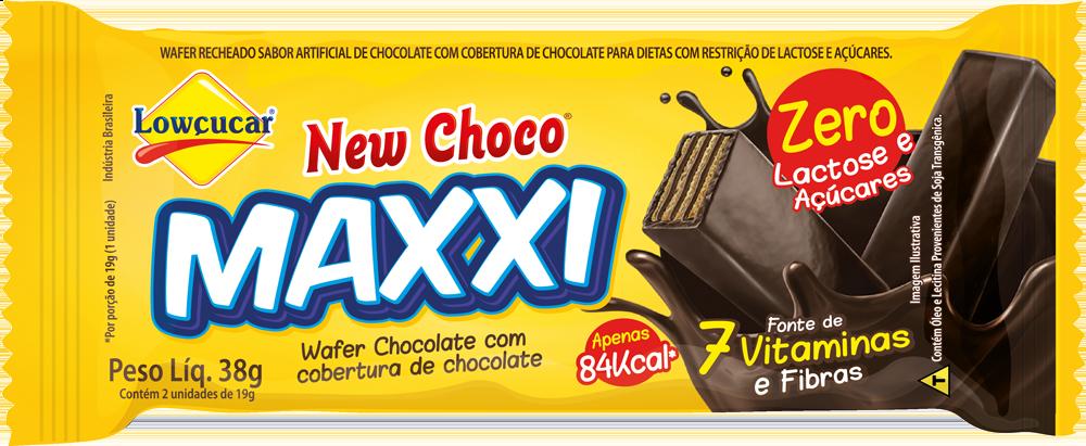 New-Choco-Maxxi-Chocolate