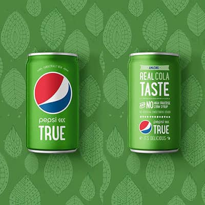 Pepsi-Verde