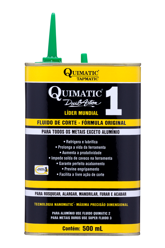 Quimatic 1 Embalagem Nova