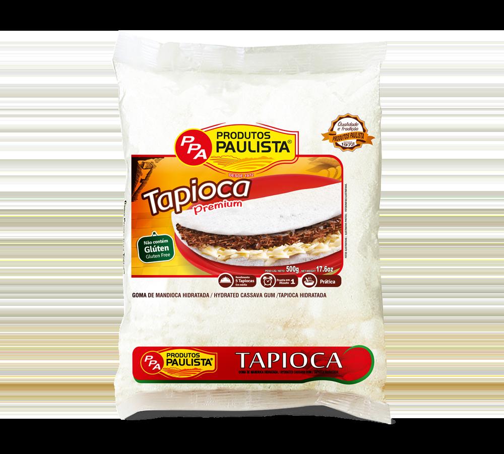 Tapioca-PPA