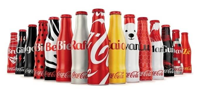 Coca-Cola relança promoção das minigarrafinhas aace02d3c80