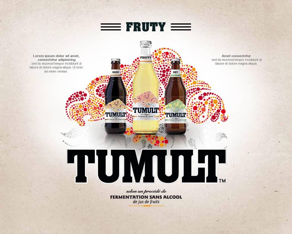 tumult-fruty