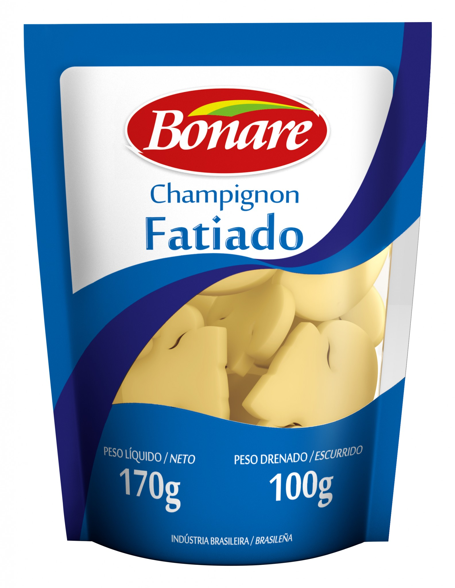 CHAMPIGNON FATIADO 100g