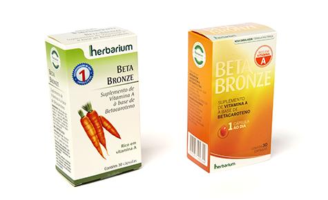 Embalagens Herbarium Design: Brainbox Branding 360 Brand owner: Herbarium