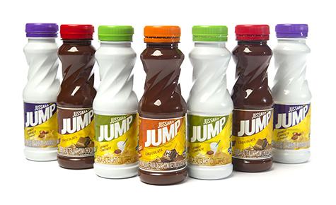 Garrafa PET para Bebida Láctea 250ml Convertedor: Plastipak Packaging do Brasil Brand owner: Laticínios Jussara