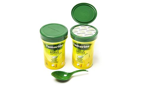 Tamarine Fibras  Design: FutureBrand  Convertedor: Aptar / Roseplastic / Unitec / Cordel  Brand owner: Hypermarcas
