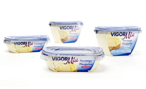 Vigor Mix  Design: Team Créatif  Convertedor: Jaguar Plásticos / HP Embalagens / Selimpack  Brand owner: Vigor