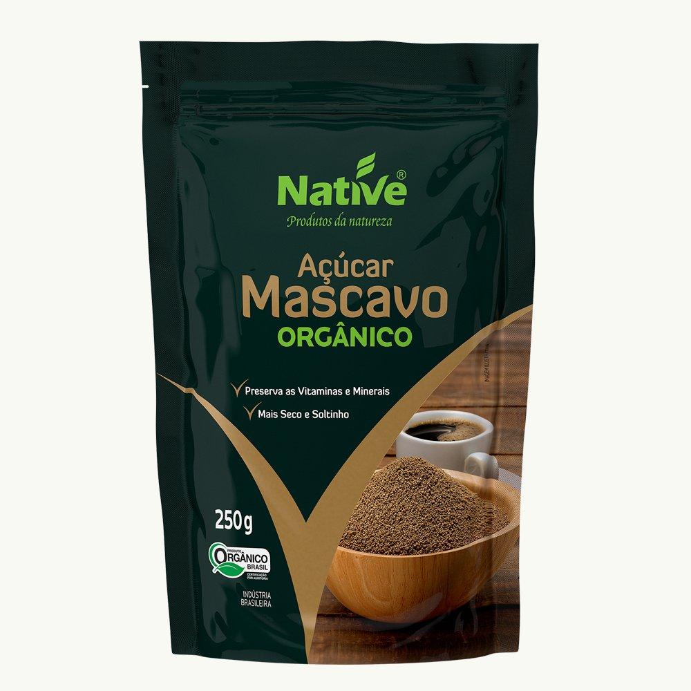 native-mascavo