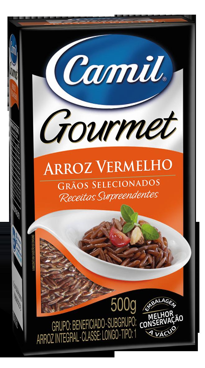 ArrozVermelho