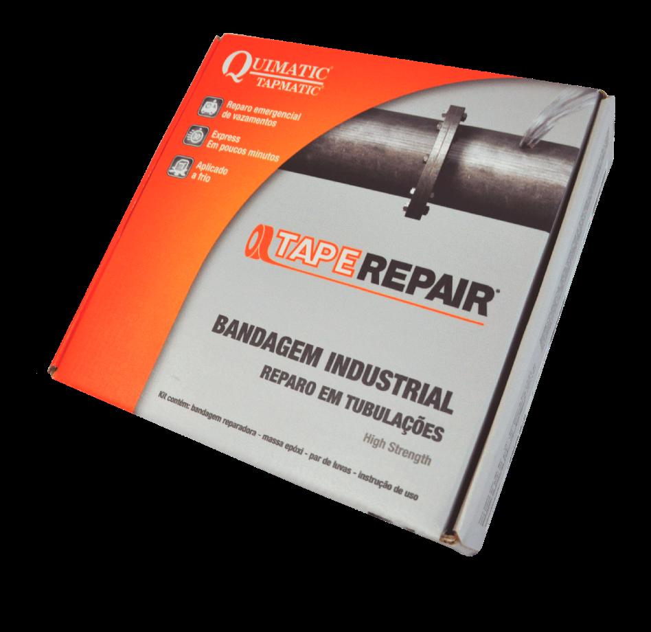 529c949f8 Quimatic Tapmatic lança solução emergencial para vazamentos em ...