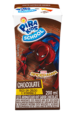 Pirakids School - Sabor Chocolate