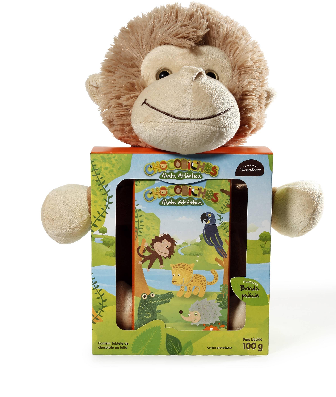 Chocobichos-Macaco
