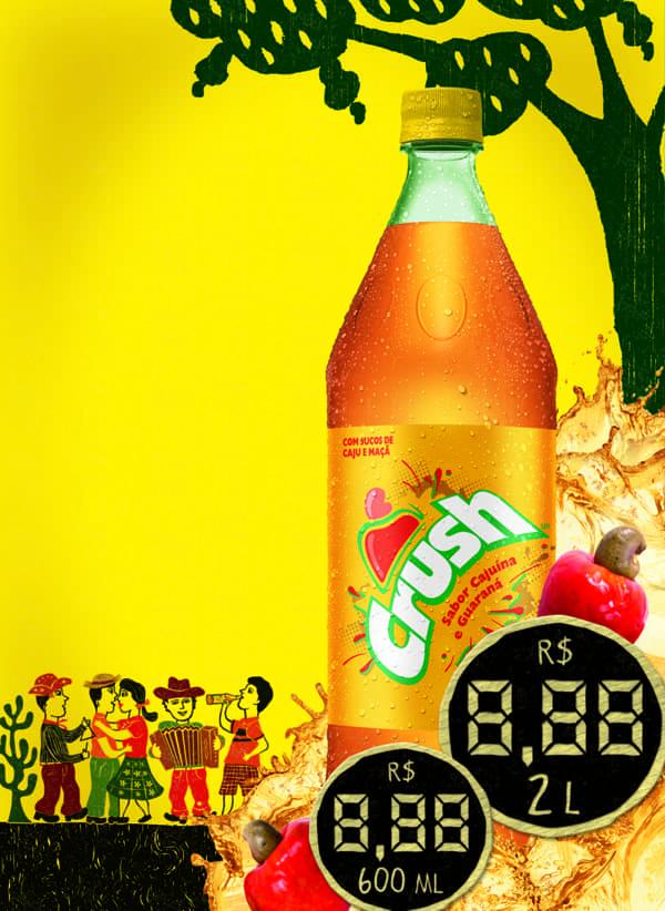 Crush-Cajuina