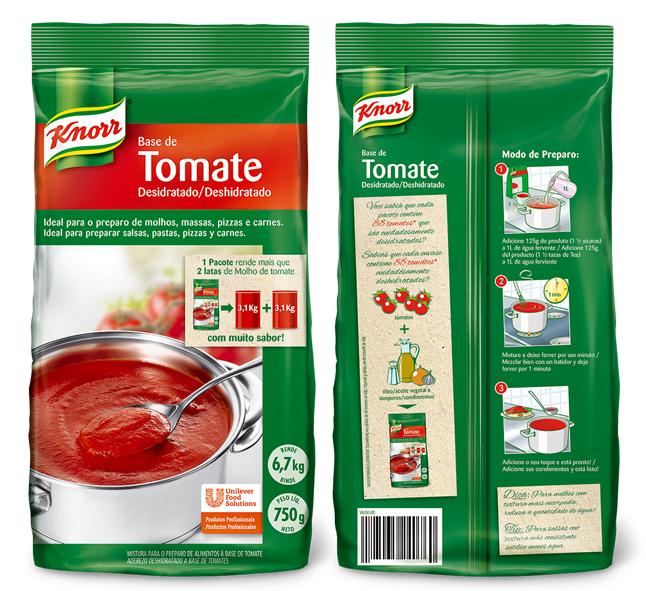Knorr-Tomate
