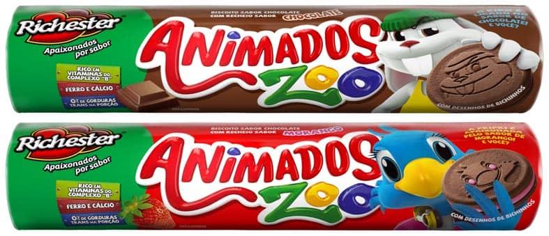 Richester-Recheados_Animados-Zoo-140g