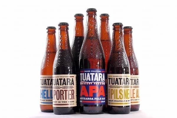 Tuatara-Beer