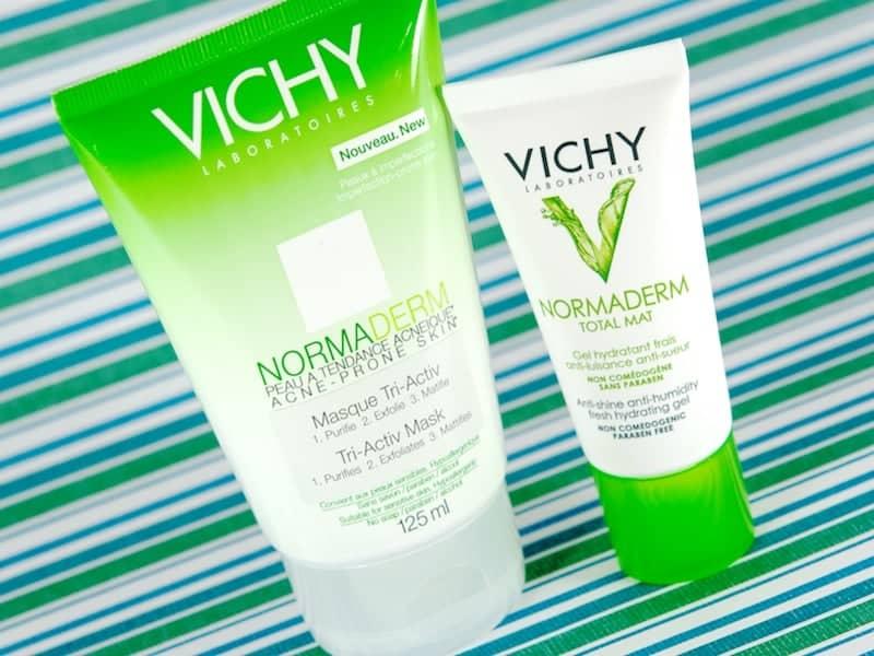 Vichy-produtos