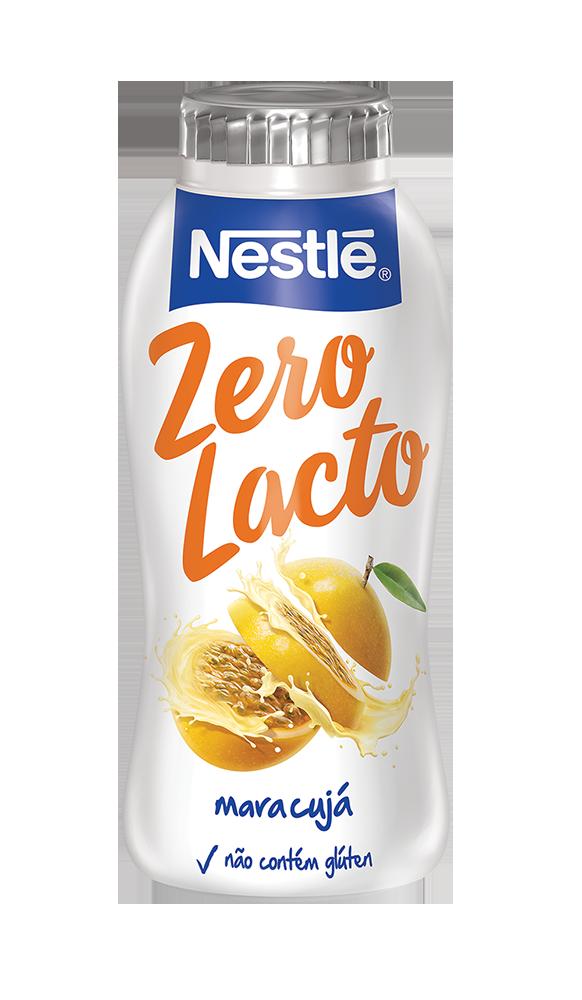 zero lacto 170ml maracujá BX