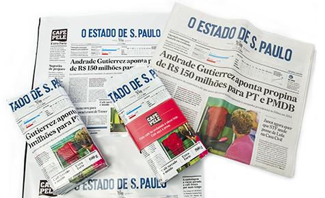 Capa Pack  Design: Lew´Lara TBWA  Convertedor: Camargo Cia. de Embalagens  Brand owner: Cia. Cacique de Café Solúvel
