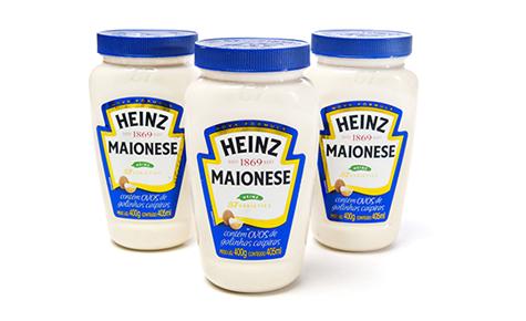 Pote PET de Maionese Heinz  Design: Narita Design & Strategy  Convertedor: Plastipak Packaging do Brasil  Brand owner: Heinz