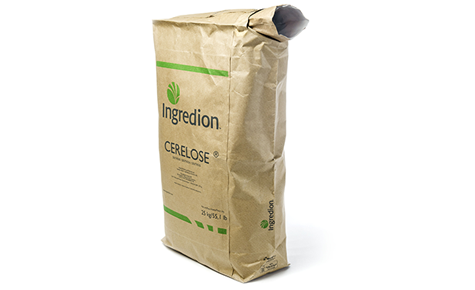 Hexabag  Convertedor: Imballaggio  Brand owner: Ingredion do Brasil