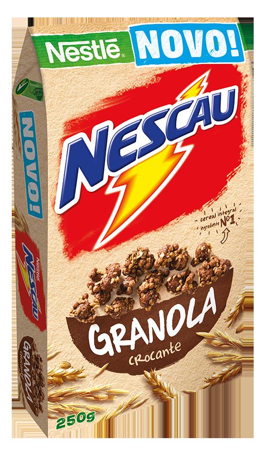 Nescau Granola