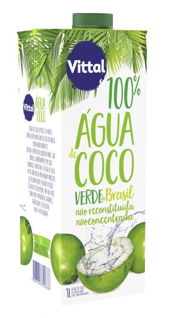 Água de Coco Vittal