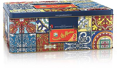 1258b8368 A grife italiana Dolce & Gabbana fez uma parceria com a tradicional empresa  italiana de massas di Martino, e entra no negócio de alimentos.