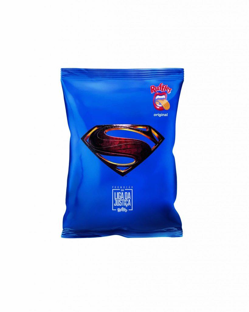 Ruffles Superman