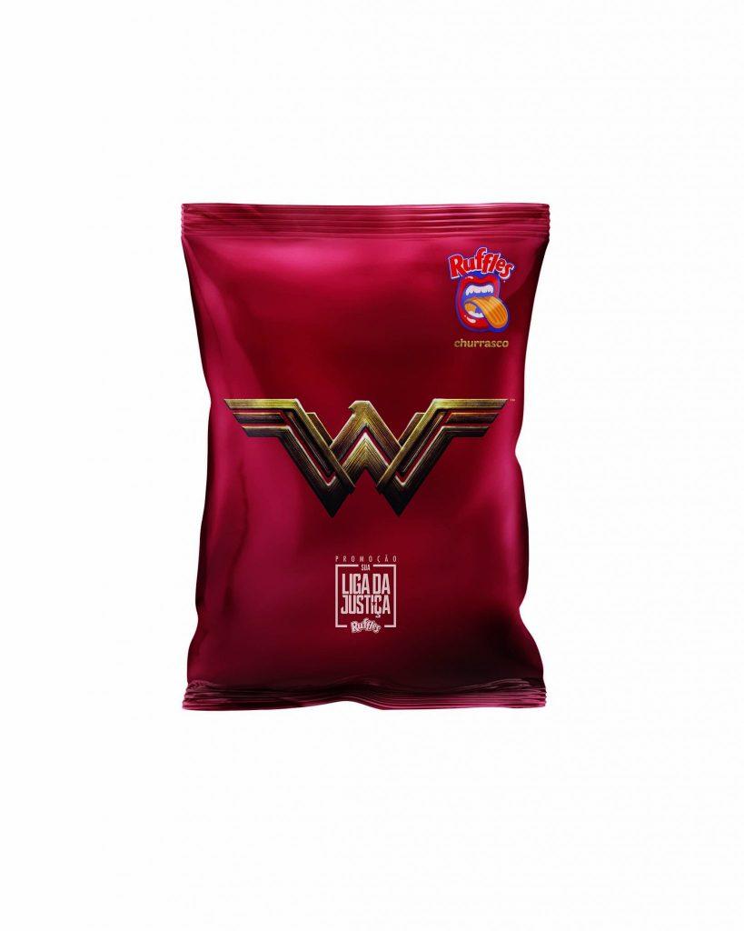 Ruffles Wonderwoman