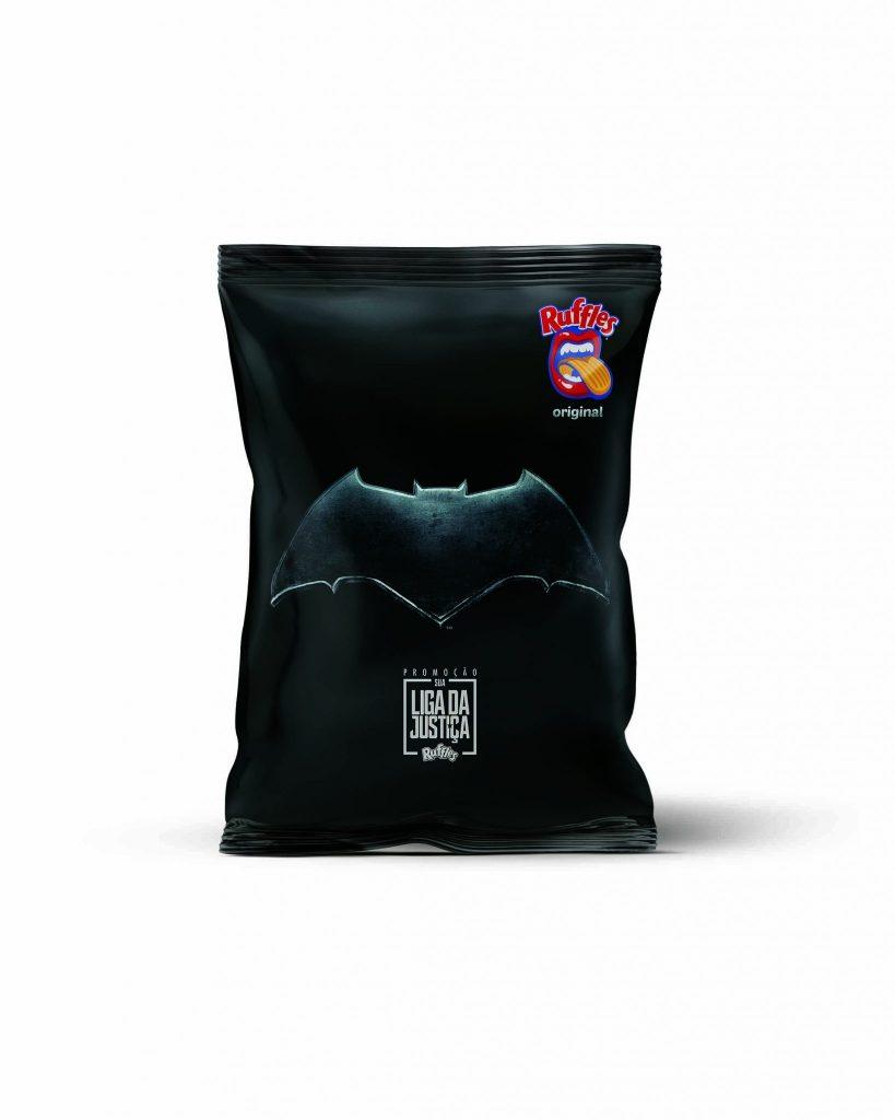 Ruflles Batman