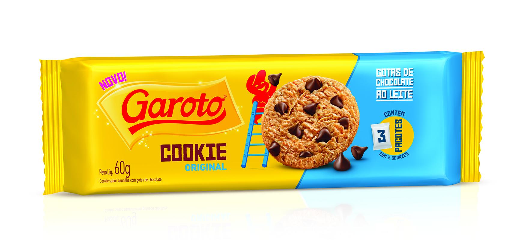 garoto bisc cookie 60g choc ao leite MD