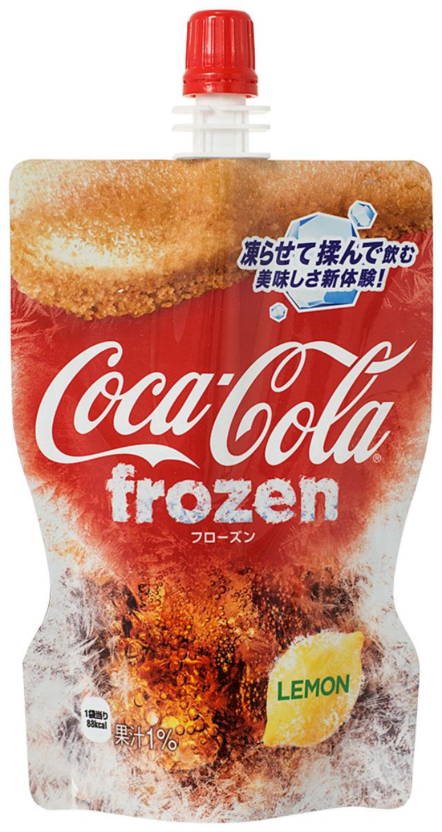 Coca Frozen