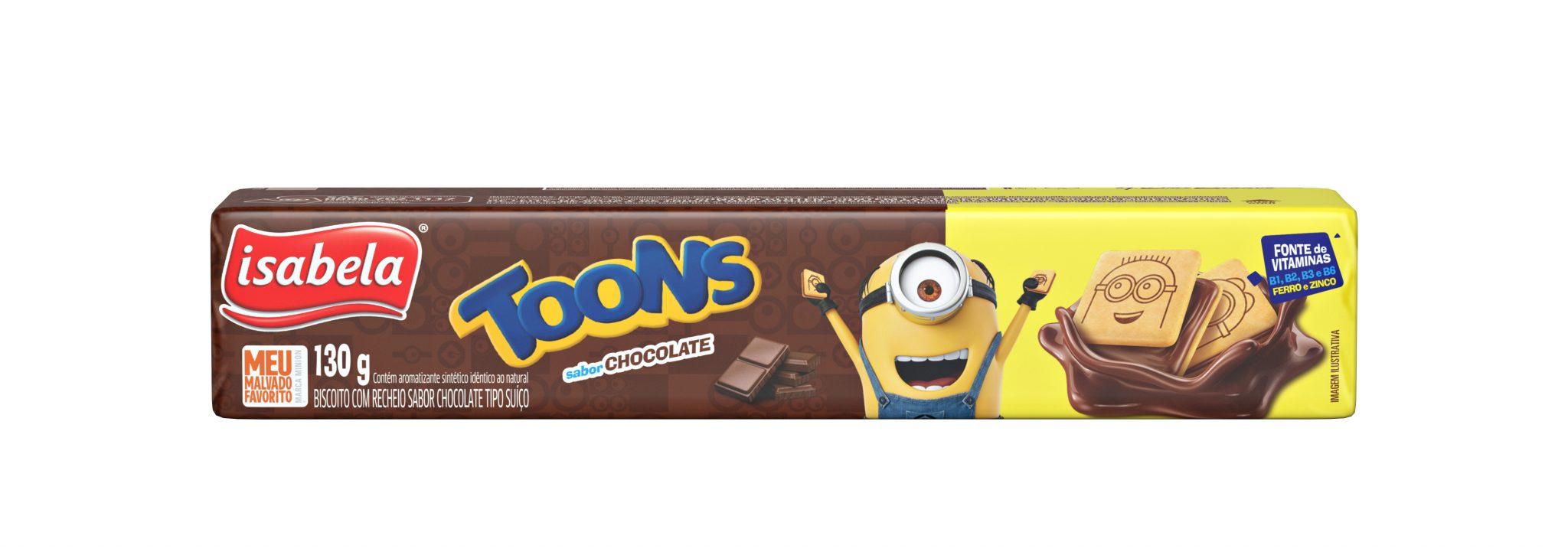 toons chocolate