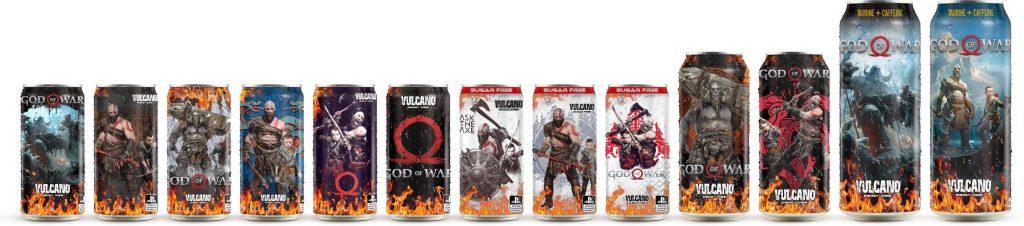 Vulcano latas