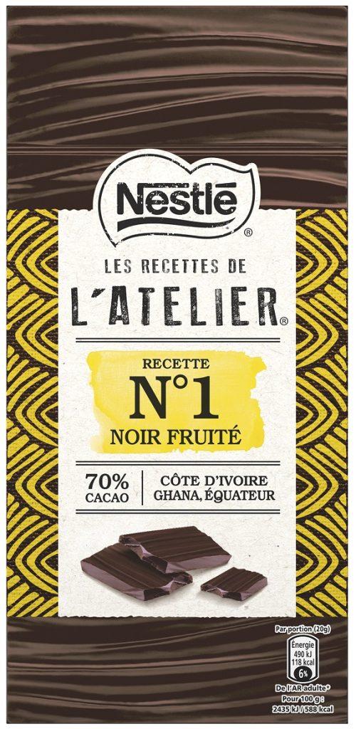 Nestle LRDA Dark N1 100g