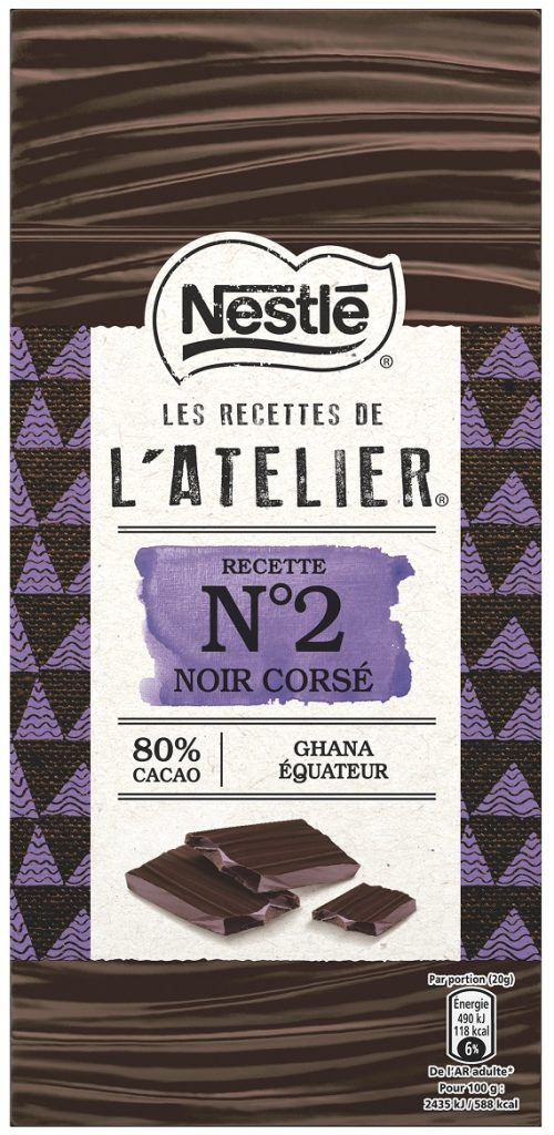 Nestle LRDA Dark N2 100g