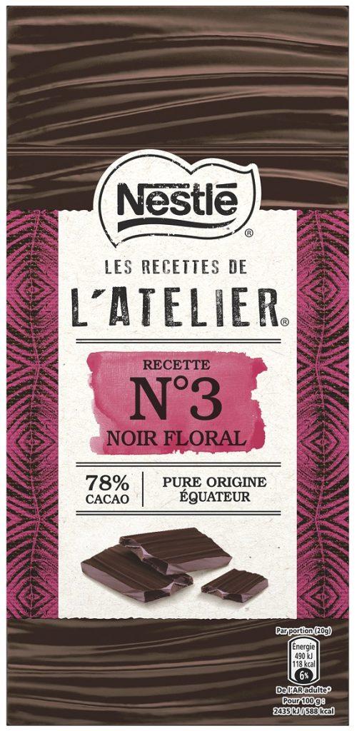 Nestle LRDA Dark N3 100g
