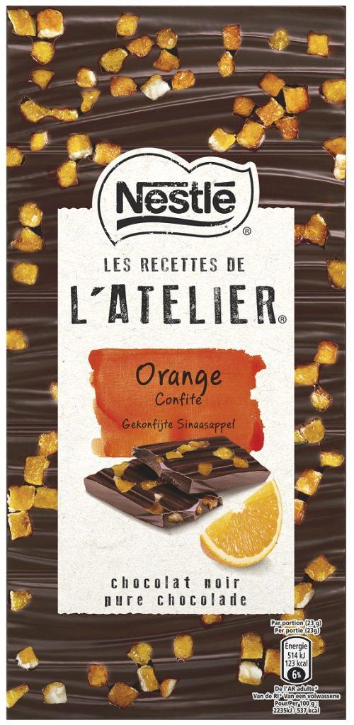 Nestle LRDA Dark Orange 115g