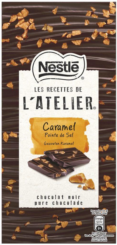 Nestle LRDA Dark Salted Caramel 115g
