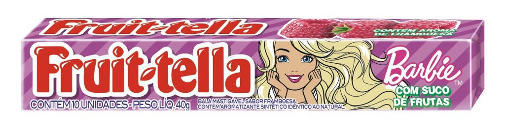 fruitella barbie