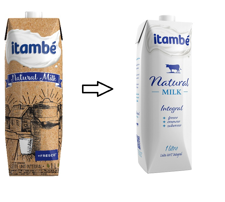 Itambé Milk NOVO
