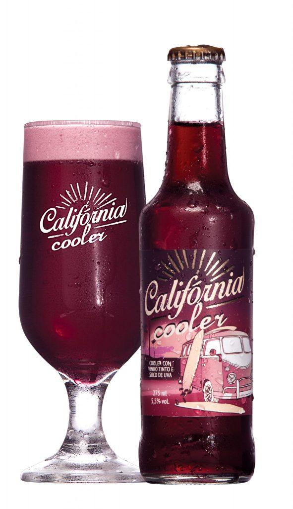 Califórnia copo+garrafa